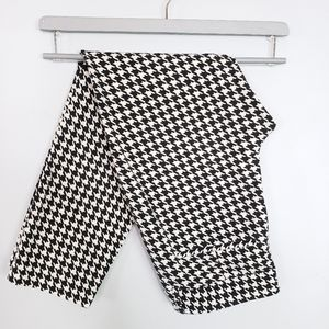 Old Navy Pixie Pant Cropped houndstooth